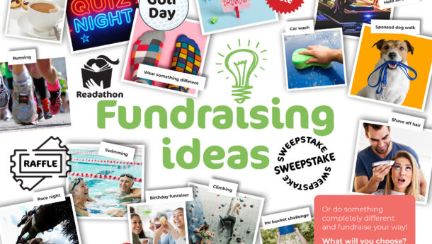 fundraising ideas page
